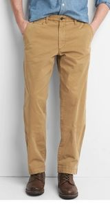 Men's GAP Relaxed Fit Pants Size 32x30 NWT